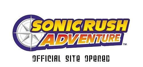 Sonic Rush site opend.JPG