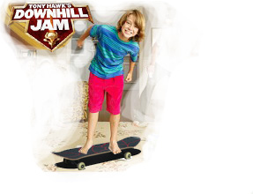 Tony Hawk Wii Board